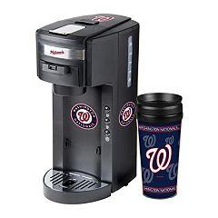 Boelter Washington Nationals Deluxe Coffee Maker