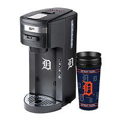 Boelter Detroit Tigers Deluxe Coffee Maker