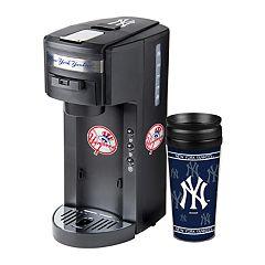 Boelter New York Yankees Deluxe Coffee Maker