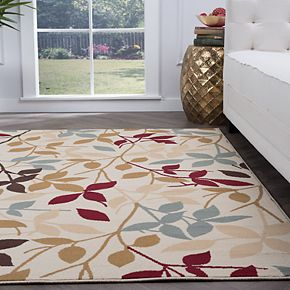 KHL Rugs Danica Floral Area Rug