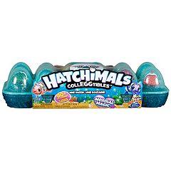 Hatchimals CollEGGtibles Mermal Magic 12-Pack Season 5