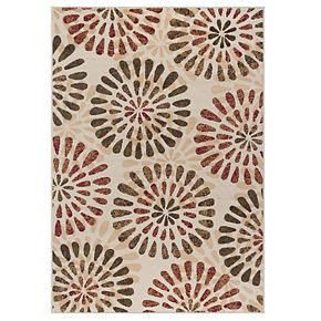 KHL Rugs Sophia Abstract Area Rug