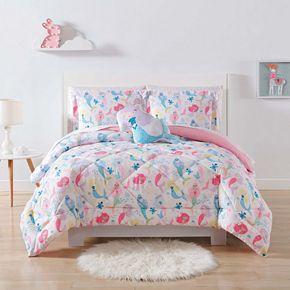 My World Kids Mermaids Comforter Set