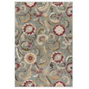 KHL Rugs Wichita Floral Area Rug