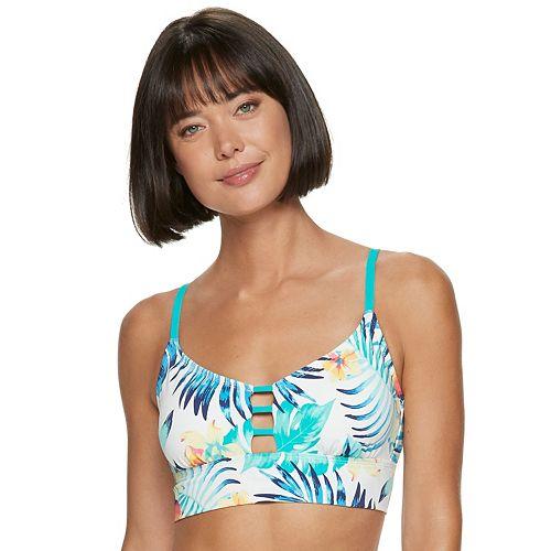 Women's Apt. 9® Strappy Bralette Swim Top