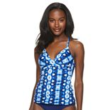 Women's Apt. 9® Light Push-Up Tankini Top