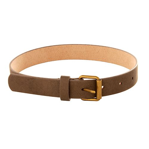 Toddler Boy OshKosh B'gosh® Brown Faux-Leather Belt