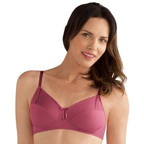 Women's Amoena Mila Wireless Mastectomy Bra 44430