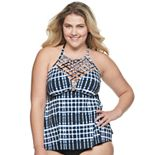 Womens' Apt. 9® Lattice Tankini