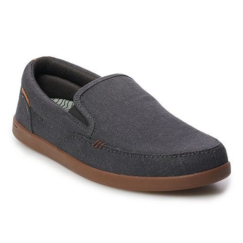 REEF Coast Men's Textile Slip-On Casual Shoes