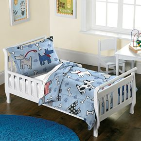 Dream Factory Dog Dreams Bed Set