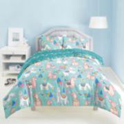 Dream Factory Llama Rama Bed Set