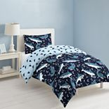 Dream Factory Sharks Bed Set
