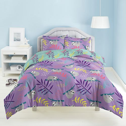 Dream Factory Slothing Around Bed Set