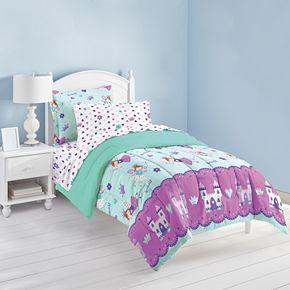 Dream Factory Magical Princess Bed Set - Twin