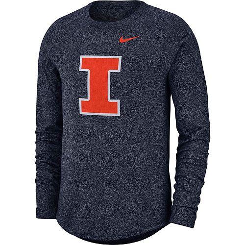 Men's Nike Illinois Fighting Illini Vault Tee