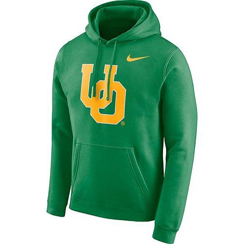 Men's Nike Oregon Ducks Vault Pullover Hoodie