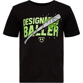 Boys 4-7 Under Armour UA Designated Baller Tee