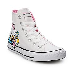 459830e8d566 Women s Converse Hello Kitty® Chuck Taylor All Star High Top Shoes