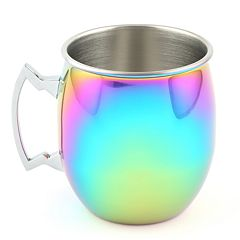Food Network™ 20-oz. Rainbow Moscow Mule Mug