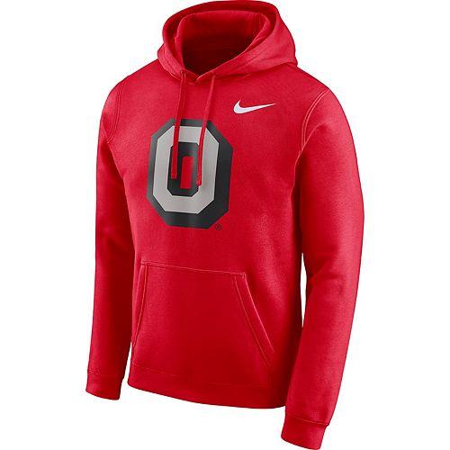 Men's Nike Ohio State Buckeyes Vault Pullover Hoodie
