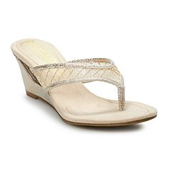 New York Transit Festival Mood Women's Wedge Sandals