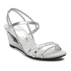 New York Transit Festivity Women's Wedge Sandals