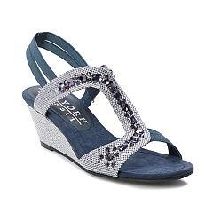 New York Transit Various Needs Women's Wedge Sandals