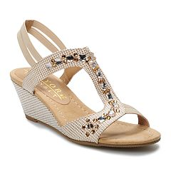 New York Transit Various Needs Women's Wedge Sandals