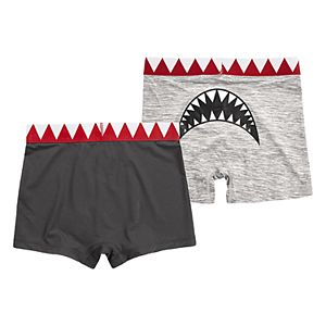 Boys 8-20 Hurley Dry Performance 2-Pack Boxer Briefs