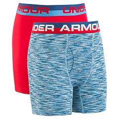 Boys 8-20 Under Armour 3-Pack Voltage Performance Boxer Briefs