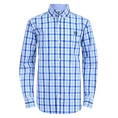 Boys 4-20 Chaps Donald Button-Down Shirt