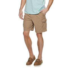 Men's SONOMA Goods for Life™ Relaxed-Fit Twill Cargo Dock Shorts