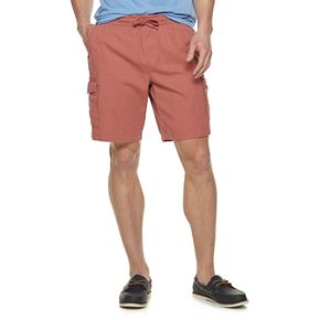 Men's SONOMA Goods for Life? Relaxed-Fit Twill Cargo Dock Shorts