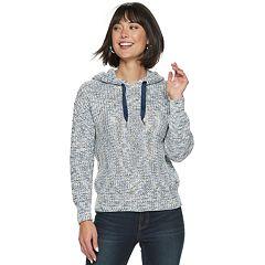 Women's Jennifer Lopez Hooded Sweater