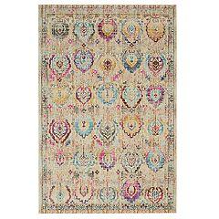 Nourison Vintage Kashan Persian Rug