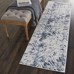 Nourison Urban Decor Slate Contemporary Rug