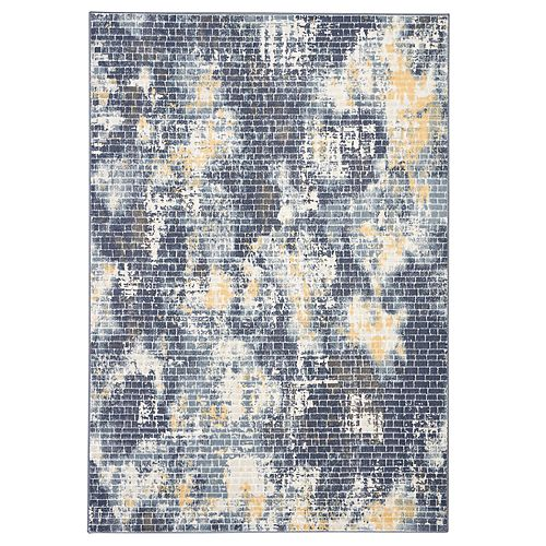 Nourison Urban Decor Slate Vibrant Rug