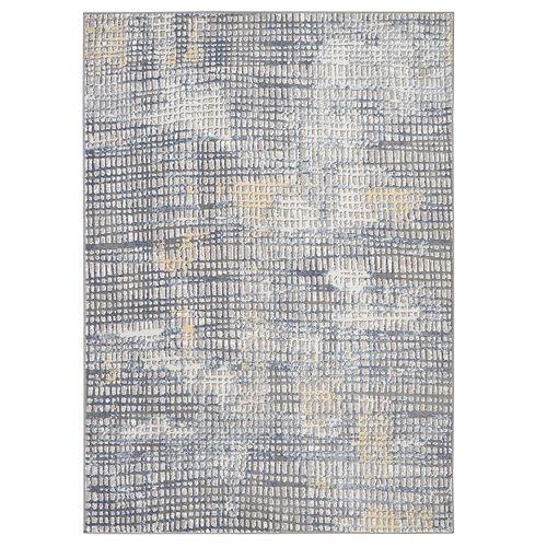 Nourison Urban Decor Slate Textured Rug