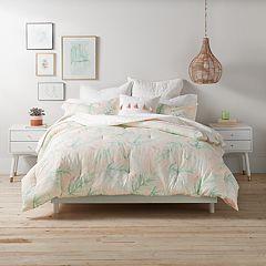 LC Lauren Conrad Cali Palm Comforter Set
