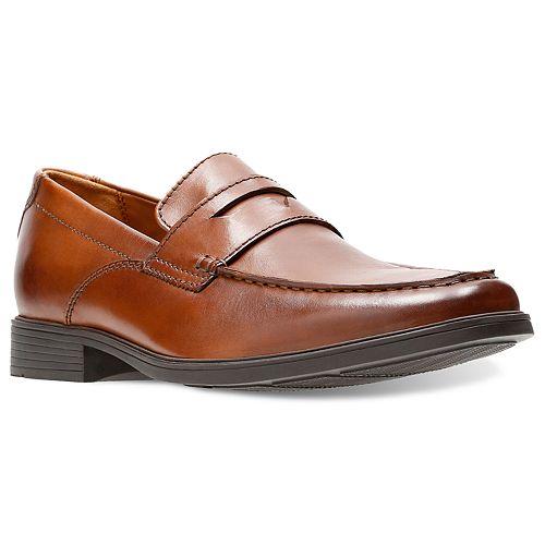 Clarks Tilden Way Men's Ortholite Penny Loafers
