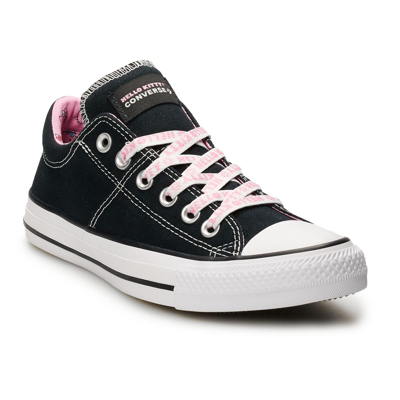 converse clothing, shoes \u0026 accessories kohl\u0027s  Neu Converse Schwarz Sneakers Herren Online P 151 #6