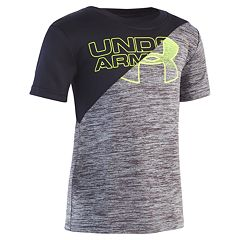 Boys 4-7 Under Armour Split Logo Graphic Tee