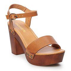 madden NYC Laane Women's Platform High Heels