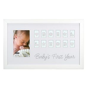 Malden Baby's First Year 13-Opening Collage Frame
