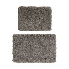 510 Design 2-piece Kate Tufted Solid Bath Rug