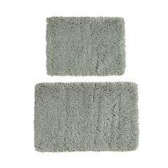 510 Design 2-piece Kate Tufted Solid Bath Rug