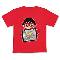 Toddler Boy Ryan's World Graphic Tee
