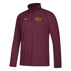 Men's adidas Arizona State Sun Devils Total Commitment Ultimate Pullover