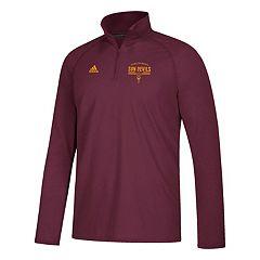 Men's adidas Arizona State Sun Devils Total Commitment Ultimate Pullover
